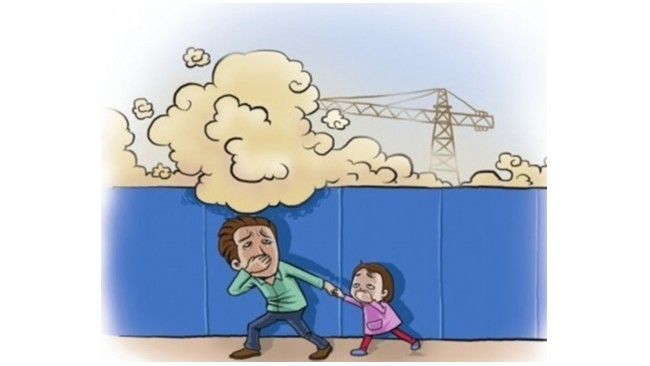 你知道扬尘的危害吗