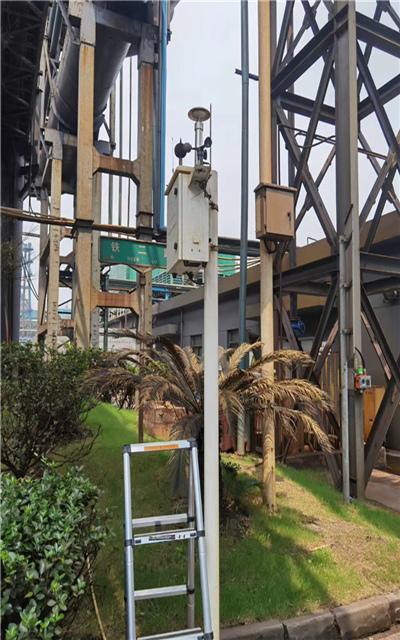南京建筑工地扬尘监测设备
