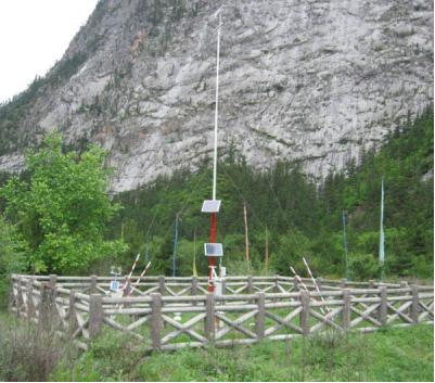 九寨沟环境监测设备