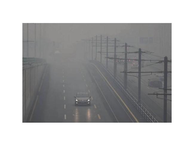 """长三角""""十三五""""期间PM2.5年均浓度下降31.4%"""