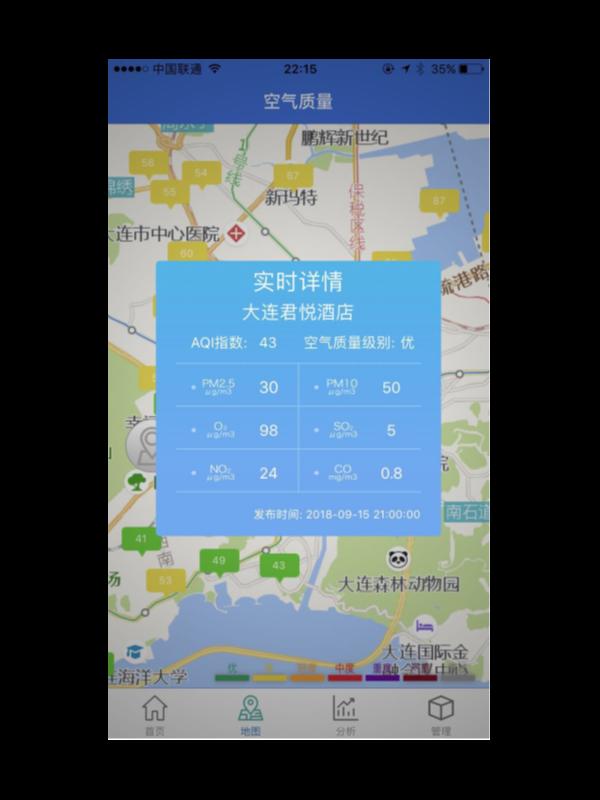 城市智慧环保云平台