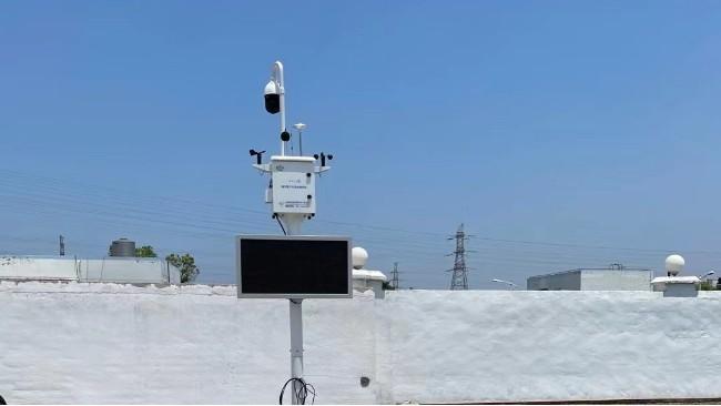 扬尘监测系统怎样运行维护与管理?