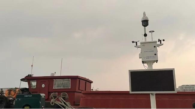 扬尘监测系统监测点周围环境和采样口位置的具体要求