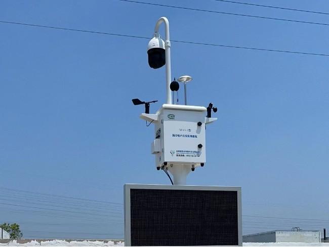 工地扬尘监测系统的验收要求