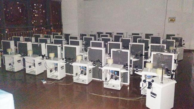 扬尘在线监测系统使用方式及效果