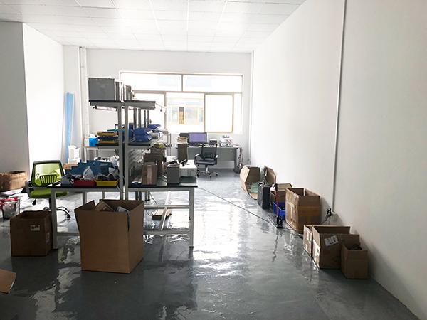 公司仓储室