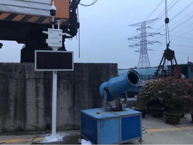 源慧达助力吴江市开源商品混凝土有限公司扬尘在线监测