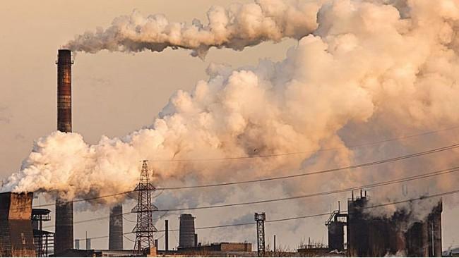 工业废气的种类