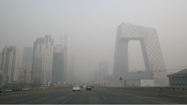 气象局局长:未来将制定全国一体霾重污染标准