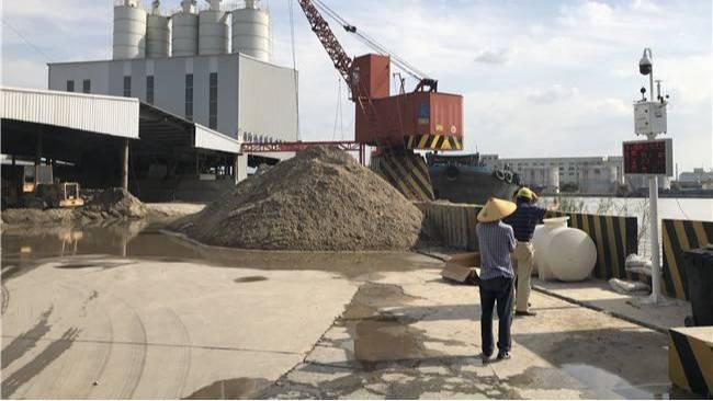 工地施工现场扬尘管理16项措施
