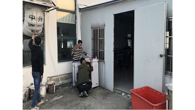 南京仙林多家汽车4S店VOCs排放管理不到位,麒麟黑色污水渗入九乡河