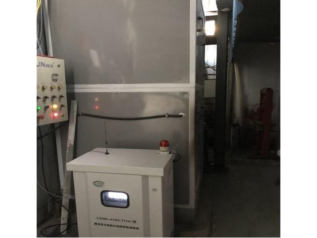 VOCs在线监测系统主要监测气体有哪些?