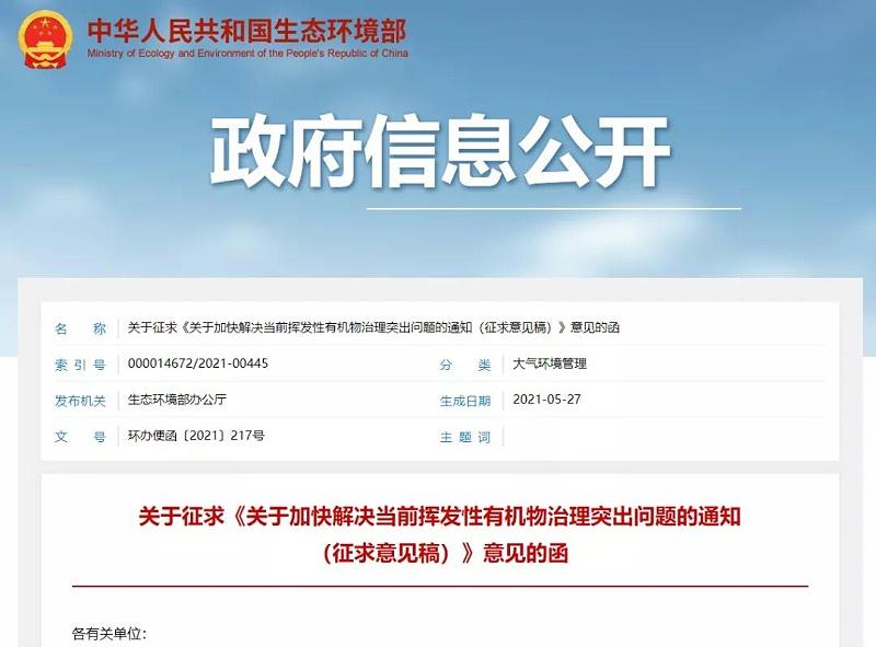 中国人民政府环境部门