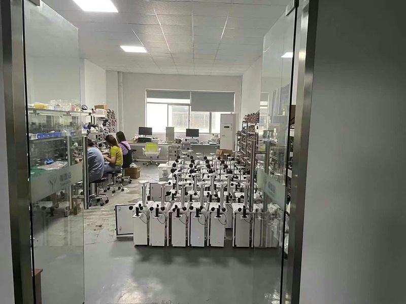 设备生产间
