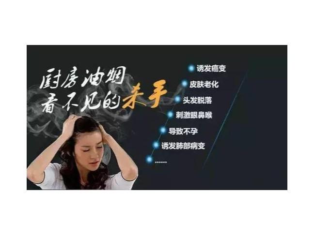 浅谈餐饮业油烟的治理与油烟监测系统的应用